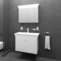 Комплект мебели за баня ЛИНЕА 80