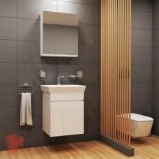 Комплект мебели за баня МИНА 55