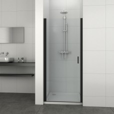 """Люлееща врата """"ELITE Black"""", 80-90х195 см., черен"""