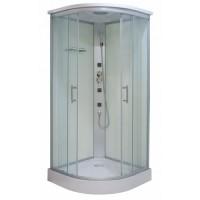 """Хидромасажна душ кабина """"TANGO"""", 90х90х210 см."""