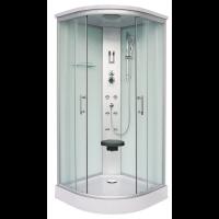 "Хидромасажна душ кабина ""SCALA"", мат, 90х90х215 см."