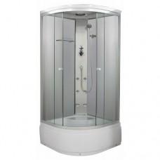 """Хидромасажна душ кабина """"OSLO"""", мат, високо корито"""