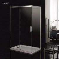"Правоъгълна душ кабина ""TIFANI"" Soft Close, 110х90х190 см."