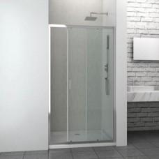 Преграден душ параван Soft Close затваряне, хром
